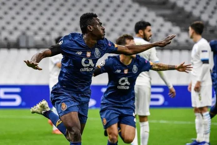 'A Very Important Goal In My Career'- Sanusi Happy To Score In Porto's Win Vs Marseille