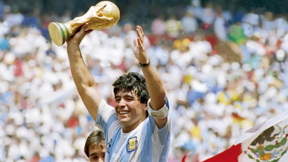 Napoli To Rename Stadium After Maradona