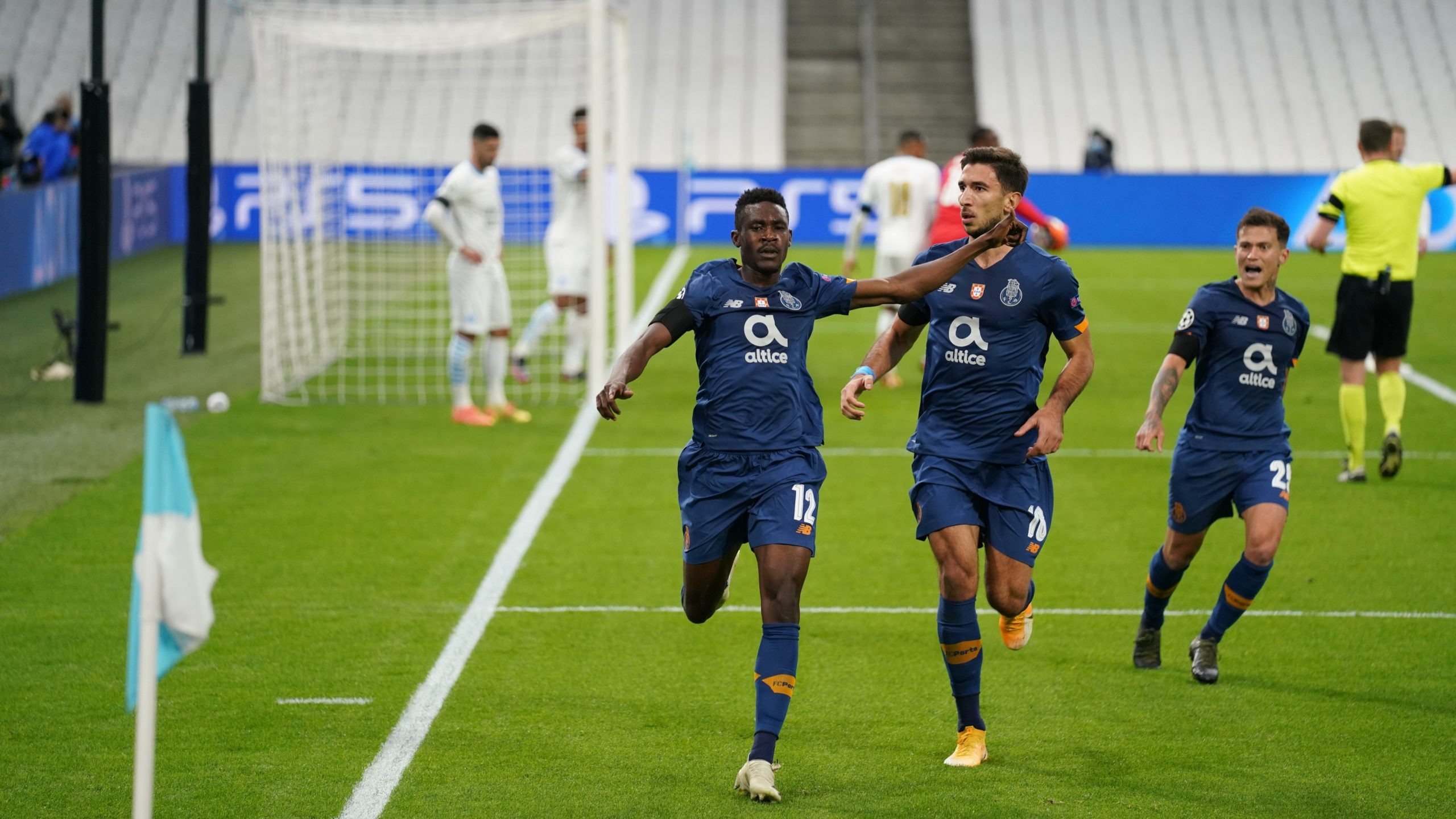 Sanusi Named In Champions League Team Of The Week