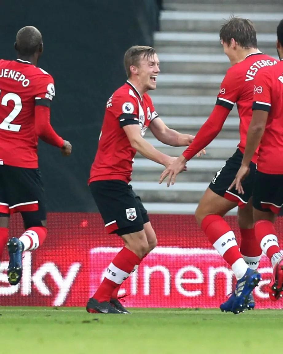 Premier League: Man United Fight Back To Beat Southampton
