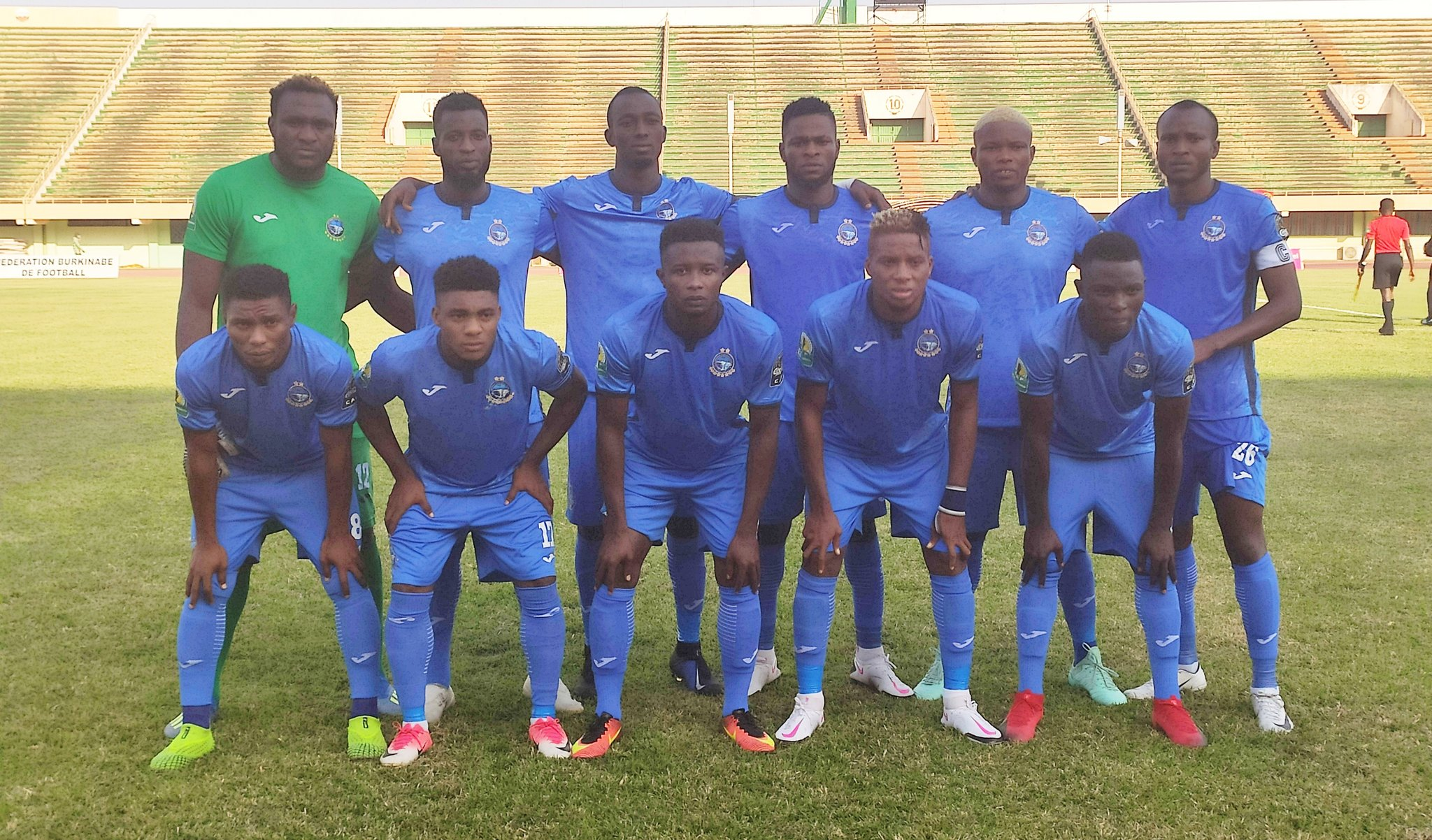 CAFCC Playoff: Enyimba Secure Slim Win Against Rivers United