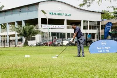 NIVEA Partners Ikeja Golf Club 3