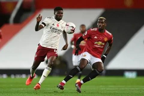 Keane: I Wish Partey Was In Man United's Midfield