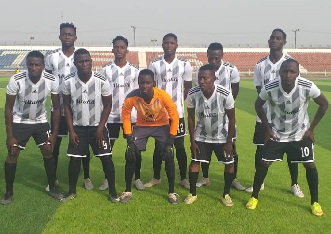 Yobo On Scouting Mission; Hails John Utaka FC After Galant Loss To Wikki Tourist