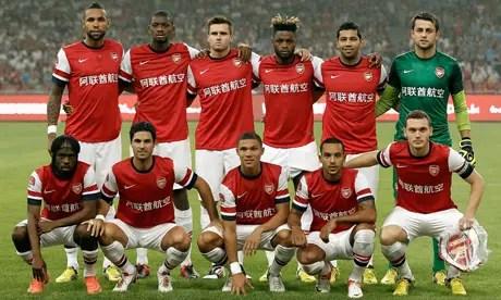 Ex-Arsenal Star Joins Djibouti Club Side