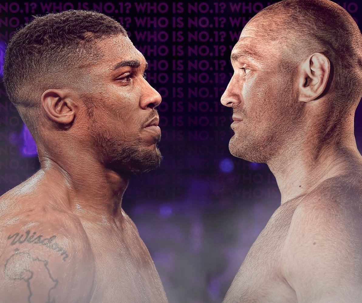 Fury: I Will Knock Joshua Out Within Two Rounds