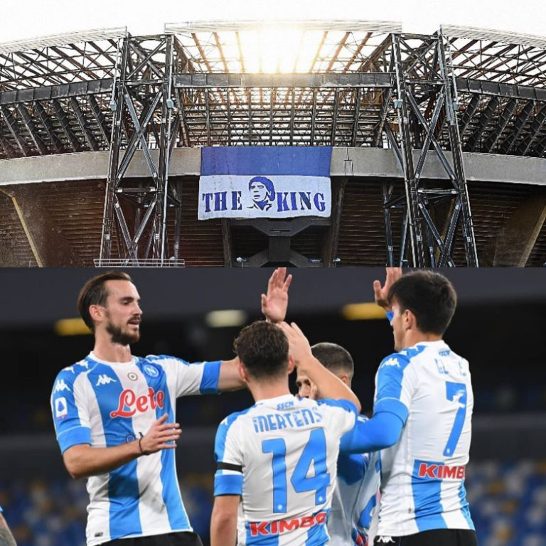Napoli Eager To Shine Vs Sociedad At 'New' Diego Maradona Stadium Home