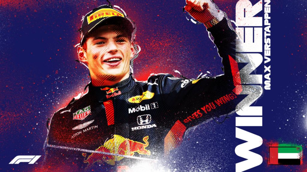 Formula 1: Rampant Verstappen Wins 10th Career Title At  Abu Dhabi GP