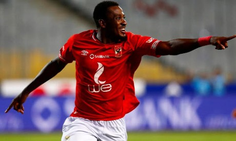 Al Ahly's Ajayi Ruled Out For Three Months With  Ankle Injury
