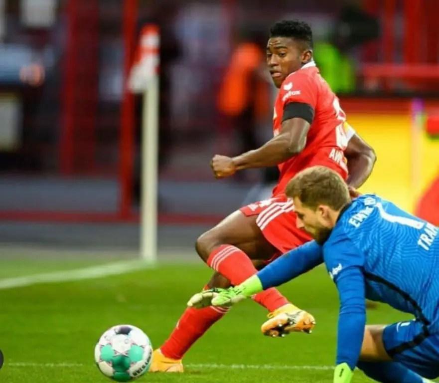 Awoniyi Targets 4th Bundesliga Goal As Union Berlin Face Stuttgart