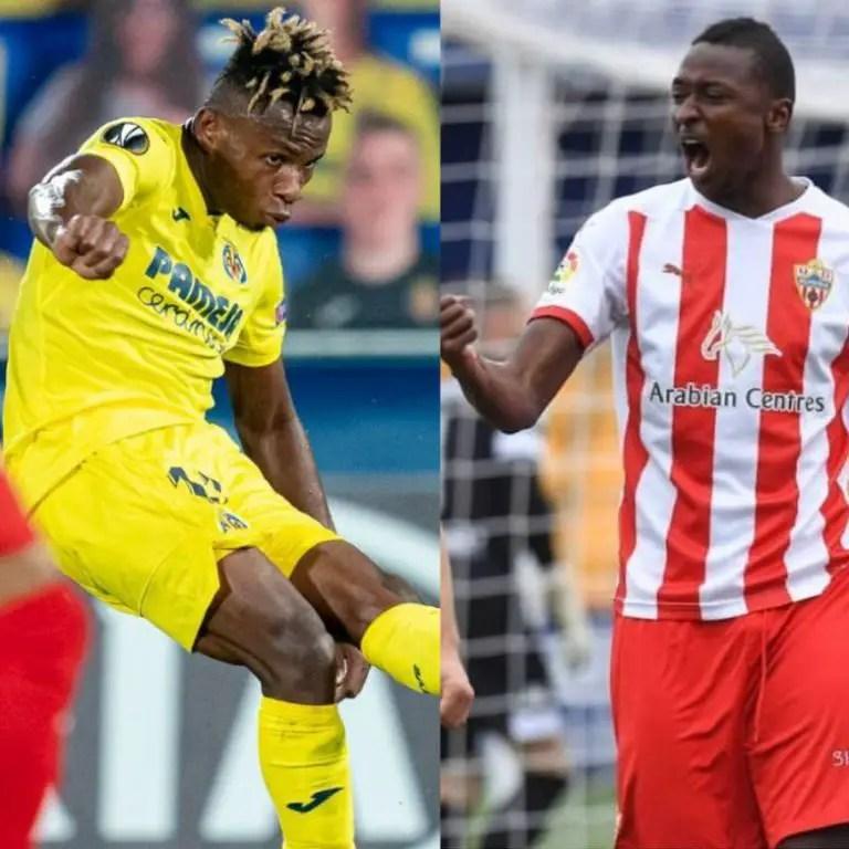 Chukwueze Guns For 4th Copa Del Rey Goal; Sadiq Eyes Debut For Almeria