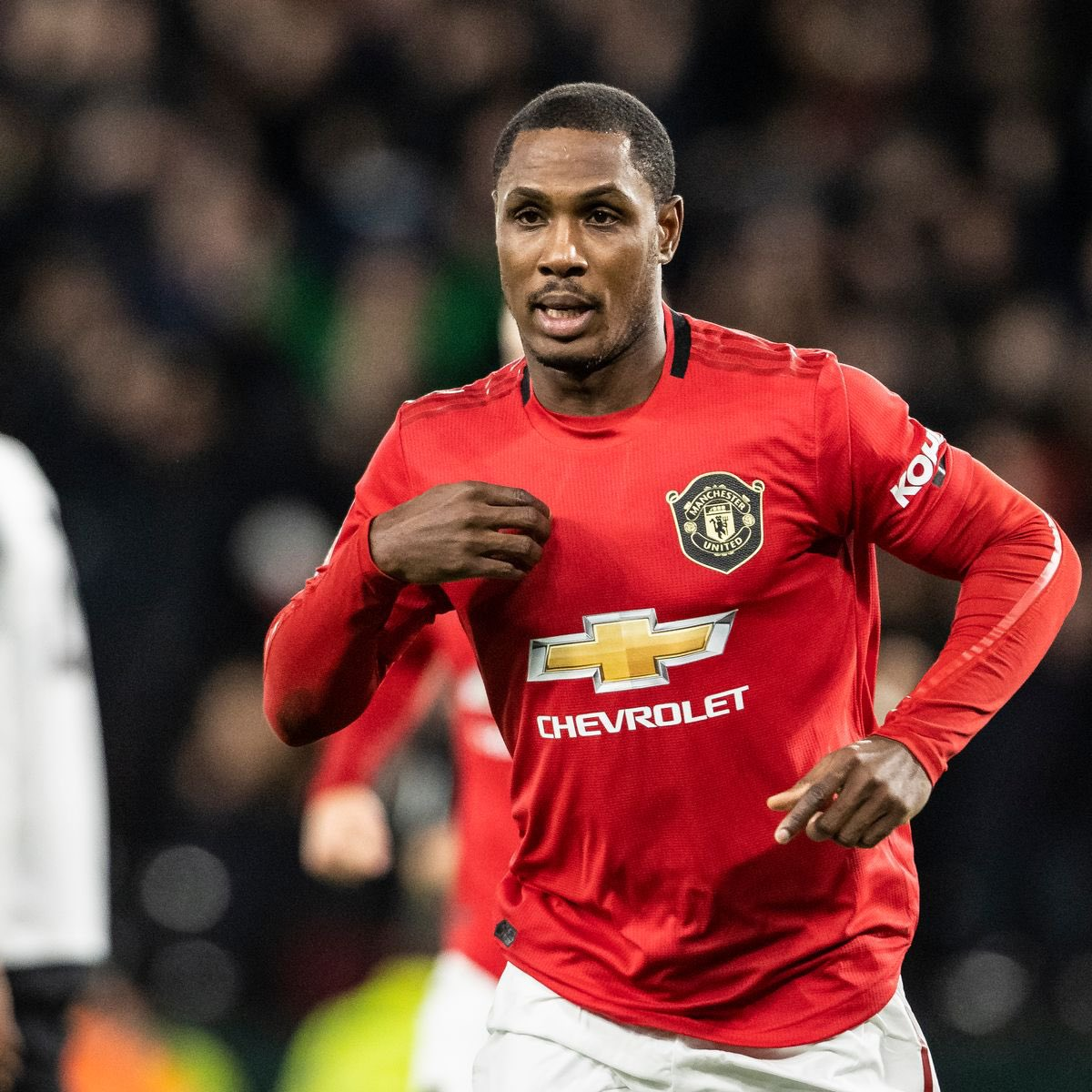 Ighalo Seeks Carabao Cup Redemption , Eyes First Goal Of Season For Man United