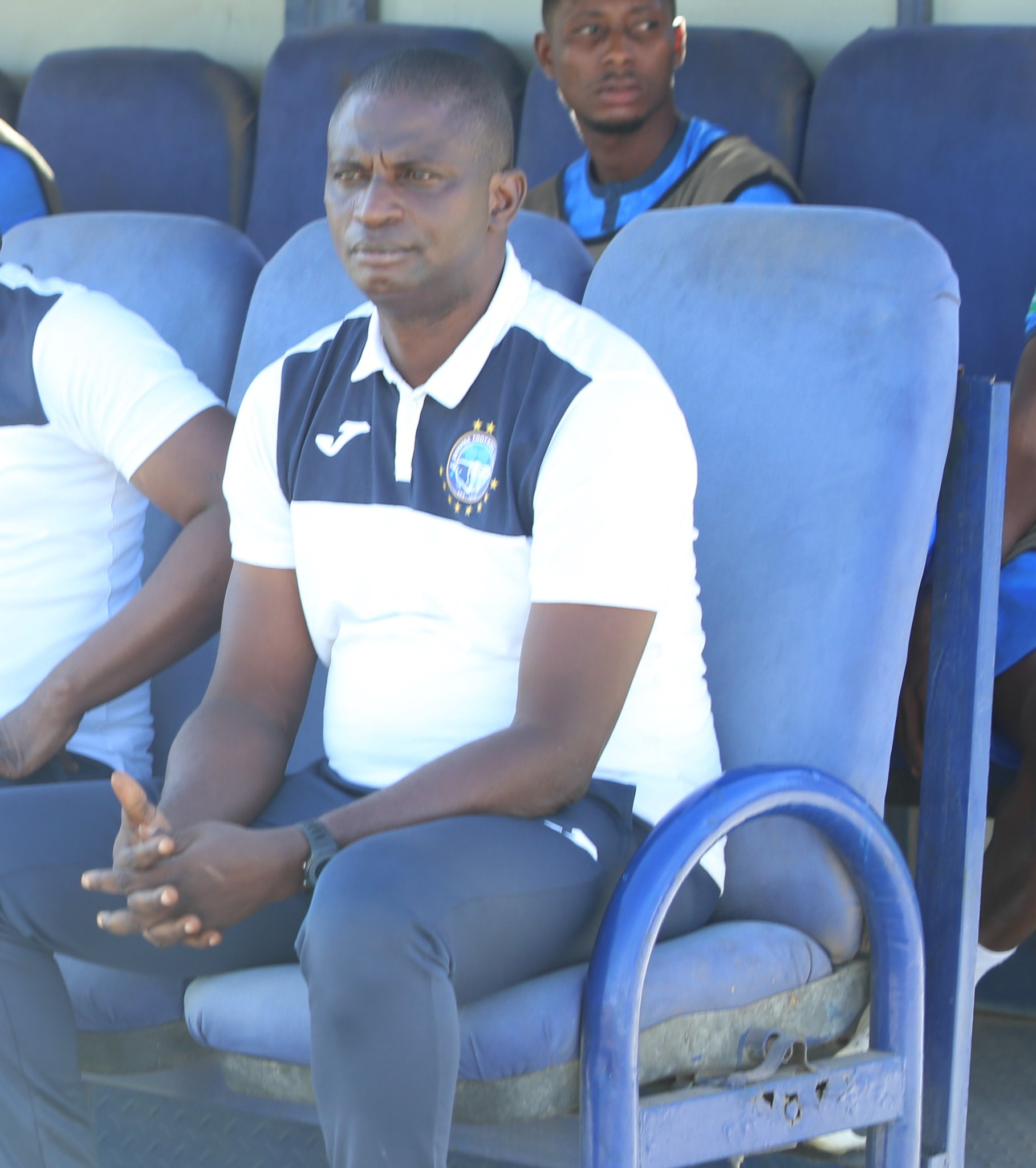 CAFCC: Enyimba Boss  Osho, Captain  Confident Of  Victory Against Orlando Pirates