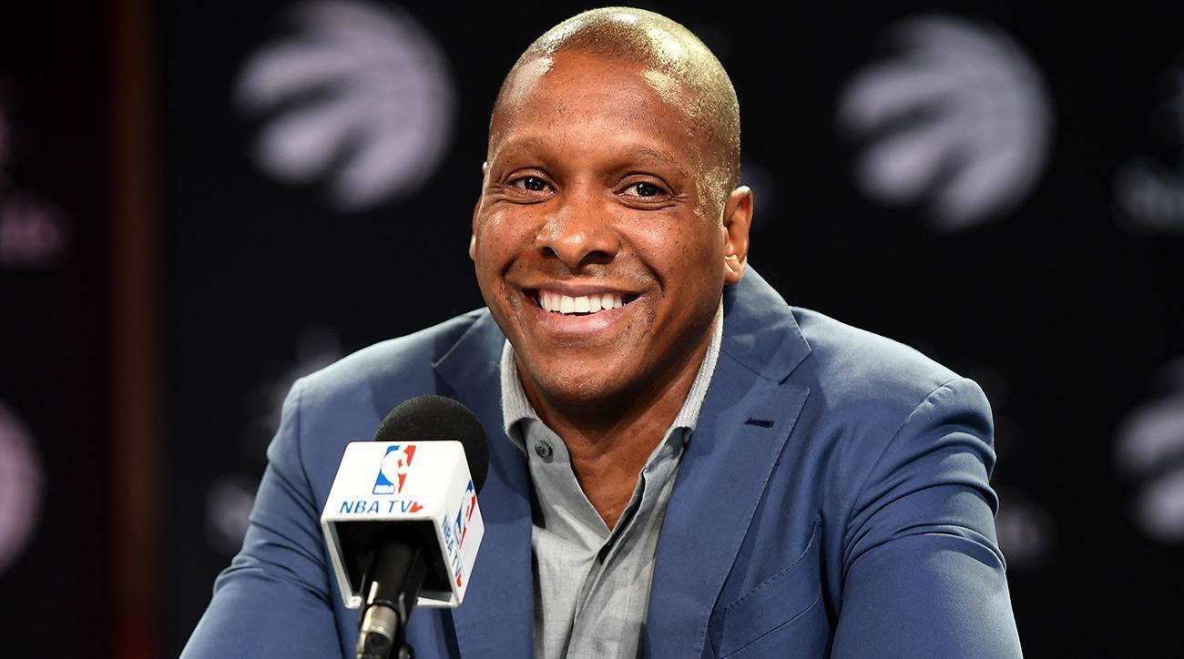 Basketball Icon Ujiri Touches Global Hearts With Humanity Matters