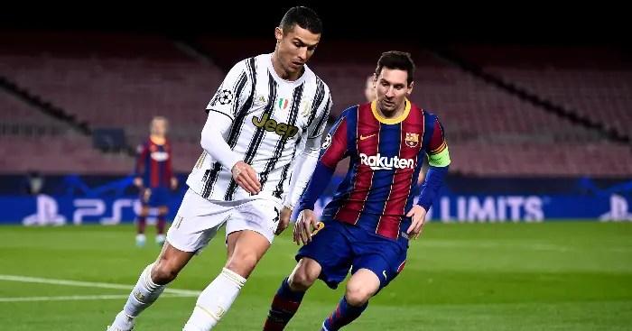 Berbatov Questions Messi, Ronaldo FIFA Best Player Award Nomination