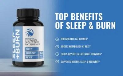 Nobi Nutrition Night Time Fat Burner, Sleep Aid an Appetite Suppressant