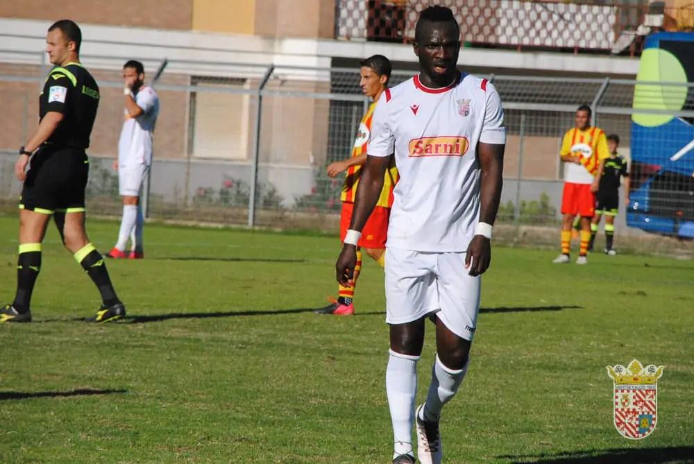 Obodo: 'I'm Very Happy To Rejoin Vastese; Eager To Start New Season'