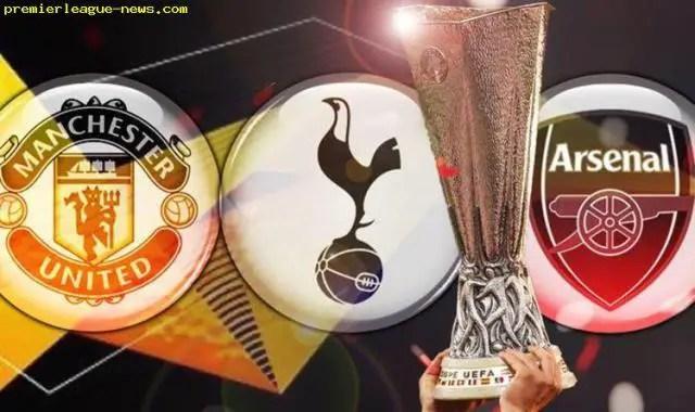 UEFA Europa League last-32 draw: Arsenal & Man Utd Given Tough Tests, Tie Easy For Tottenham