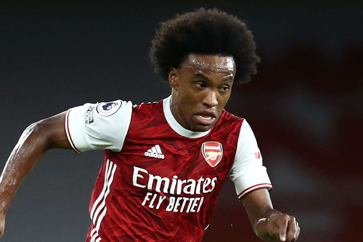 Willian: I Really Wanted To Stay At Chelsea