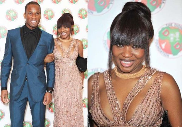 Drogba Separates From Wife After 10-Year Marriage