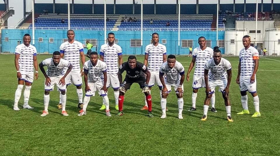 CAFCC:  Rivers United, Blomfotein Celtic Await CAF Decision On Botched Tie