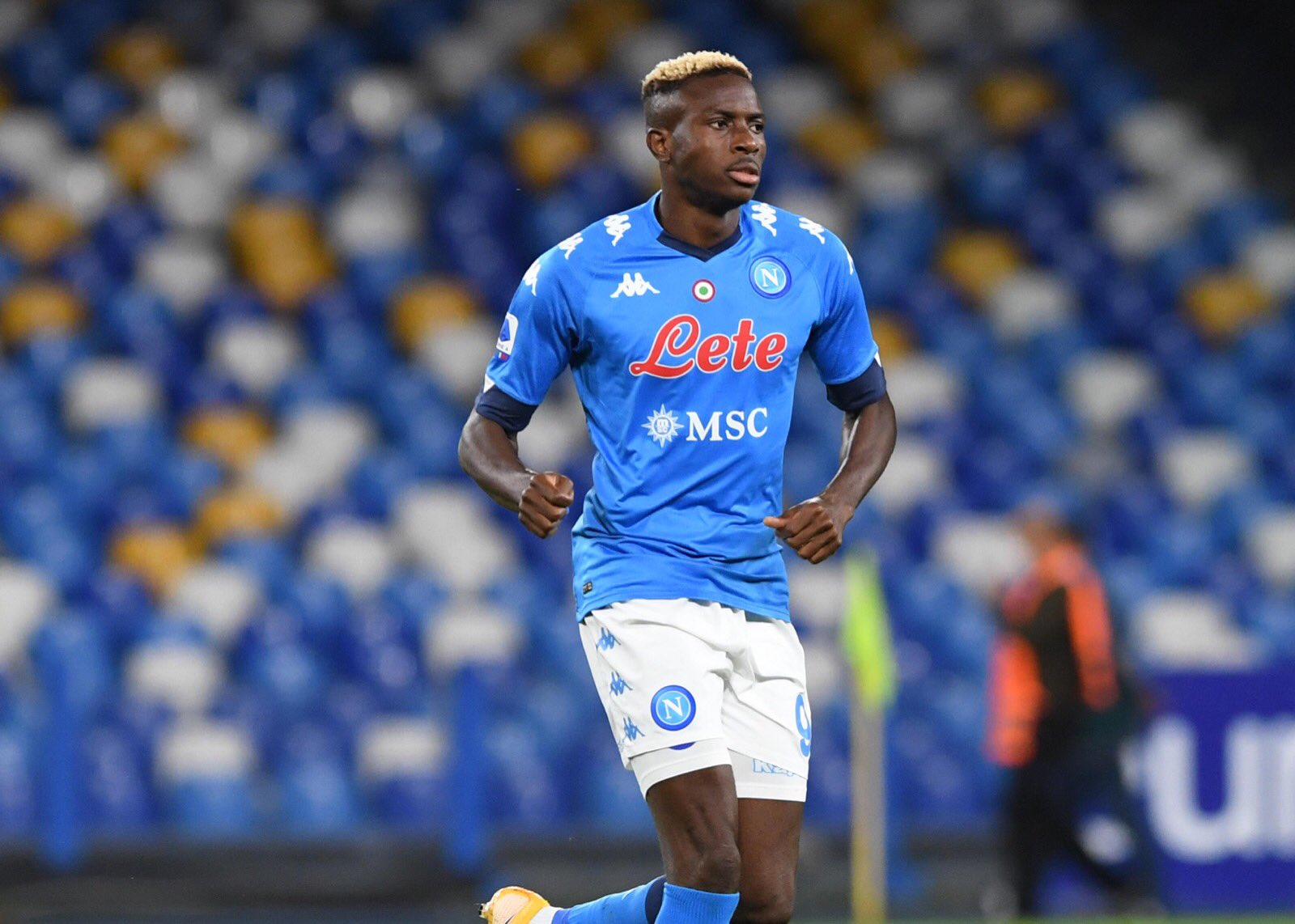 Spalletti: I Will Help Osimhen Become A Better Player