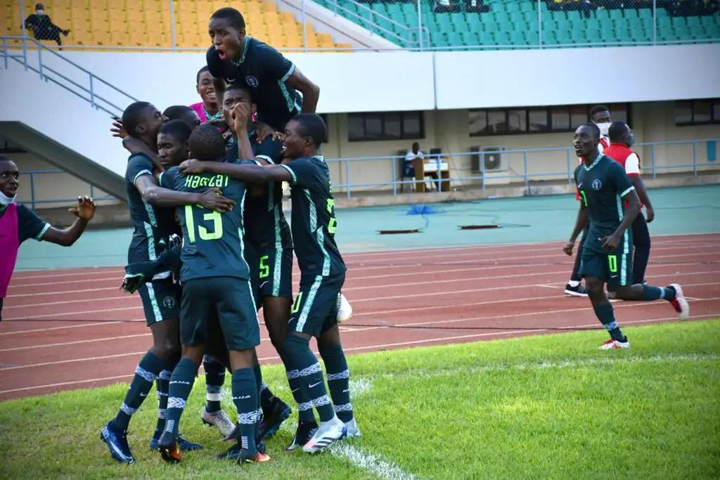 WAFU B Tourney: Golden Eaglets Pip Burkina Faso 1-0; Secure Final Ticket