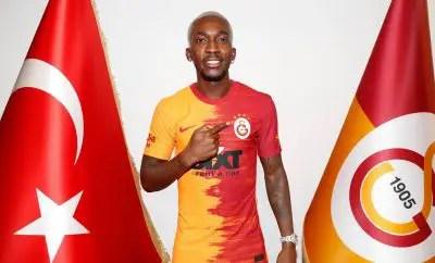 Onyekuru Eager To Shine At Galatasaray