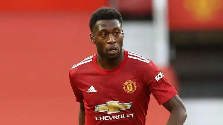 Man United's Fosu-Mensah Joins Leverkusen On Permanent Move