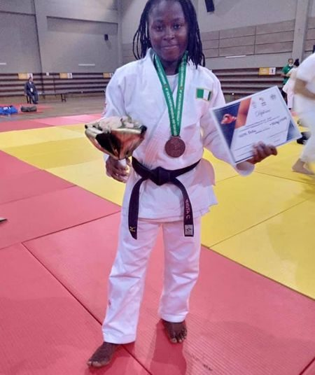 Nigeria Qualifies For Judo At Tokyo 2021 Olympic Games