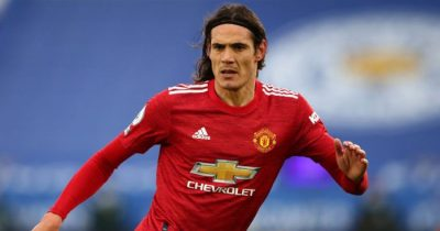 I Know Nothing About England's FA Cup Competition - Man United Striker, Cavani Reveals