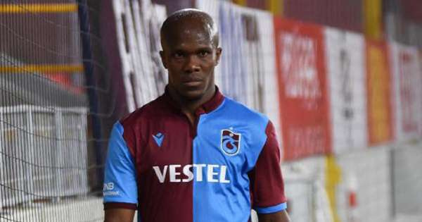 Turkish Super Lig: Nwakaeme Sent Off In Trabzonspor Home Win