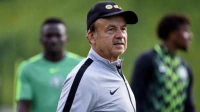 Izilein Urges Ex-Internationals To Back Rohr Ahead AFCON Qualifiers Against Benin, Lesotho