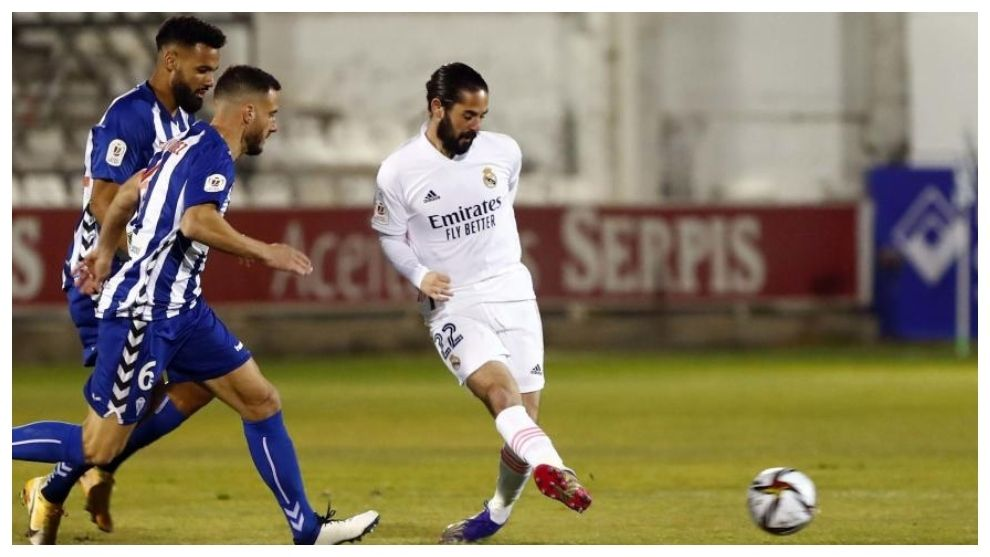 Isco Keen To Leave Real Madrid