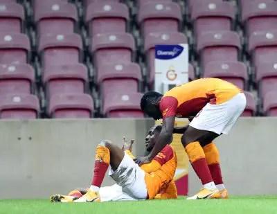 Onyekuru Elated To Score For Galatasaray Again