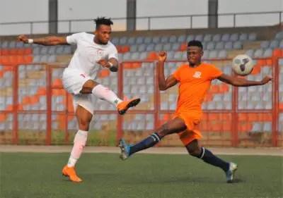 NPFL: Enyimba Beat Nasarawa Utd Away; Secure Top Spot; Rangers Thrash Dakkada