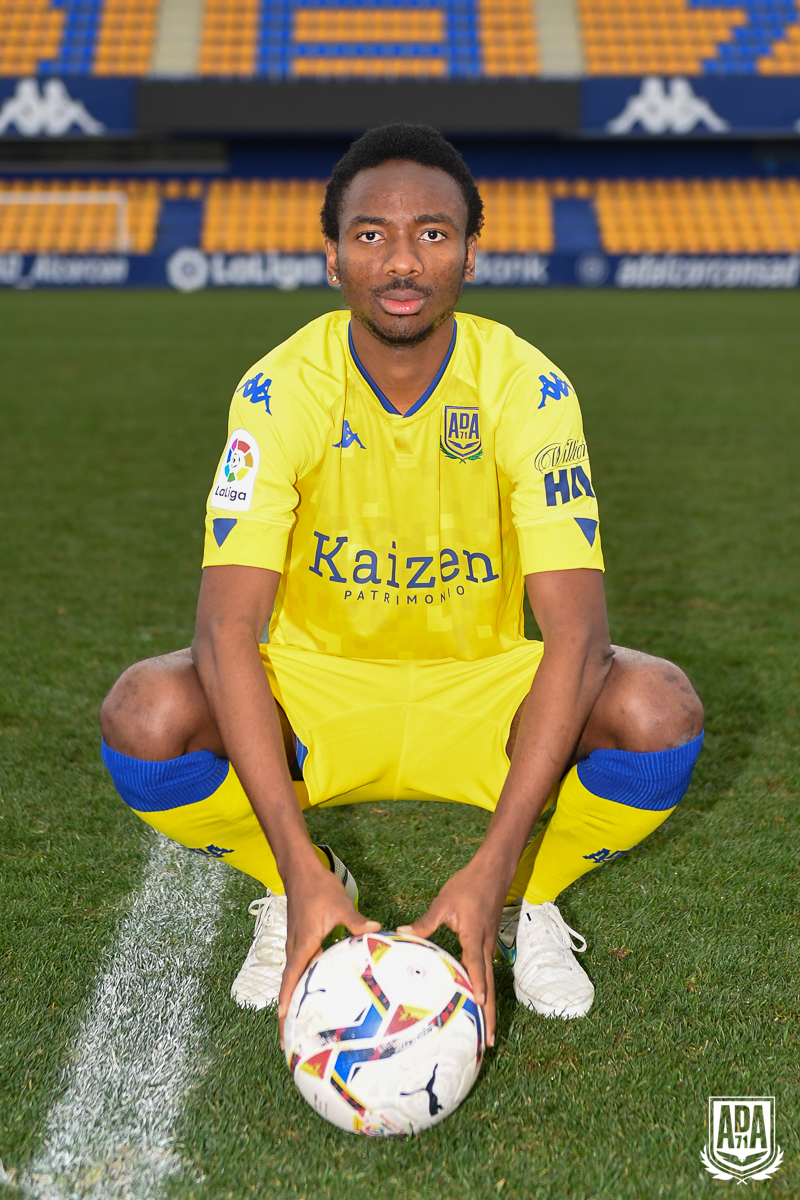 Nwakali Ready For New Challenge At Spanish Second Division Club AD Alcorcon