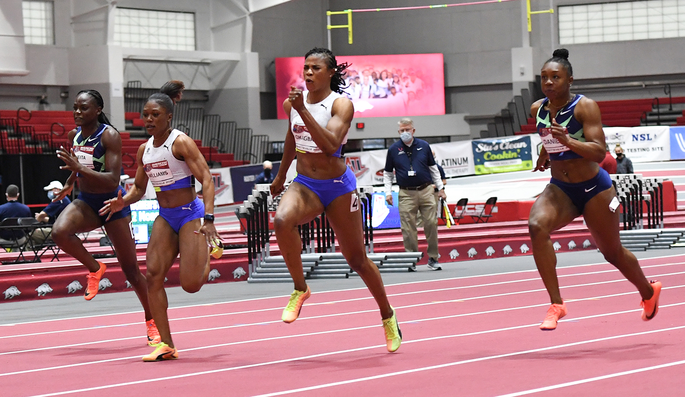 Okagbare Delighted With Guinness World Record Feat