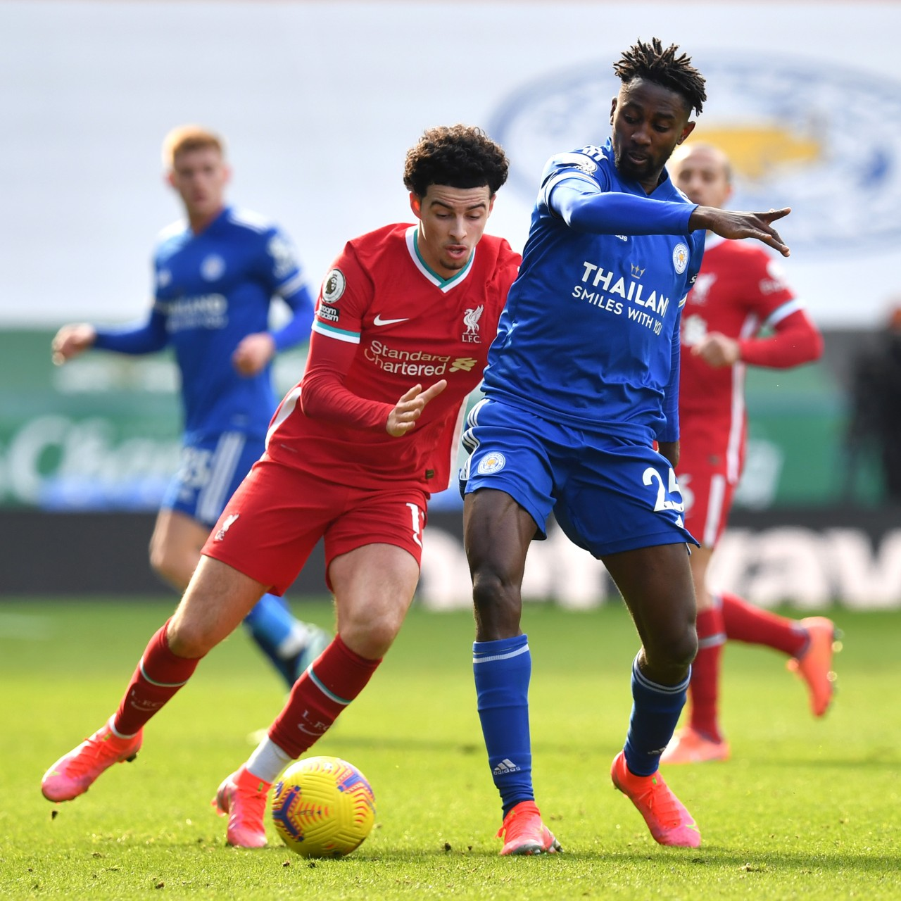 Premier League: Ndidi Bags Assist, Alisson Howler Again As Leicester Inflict More Miseries On Liverpool