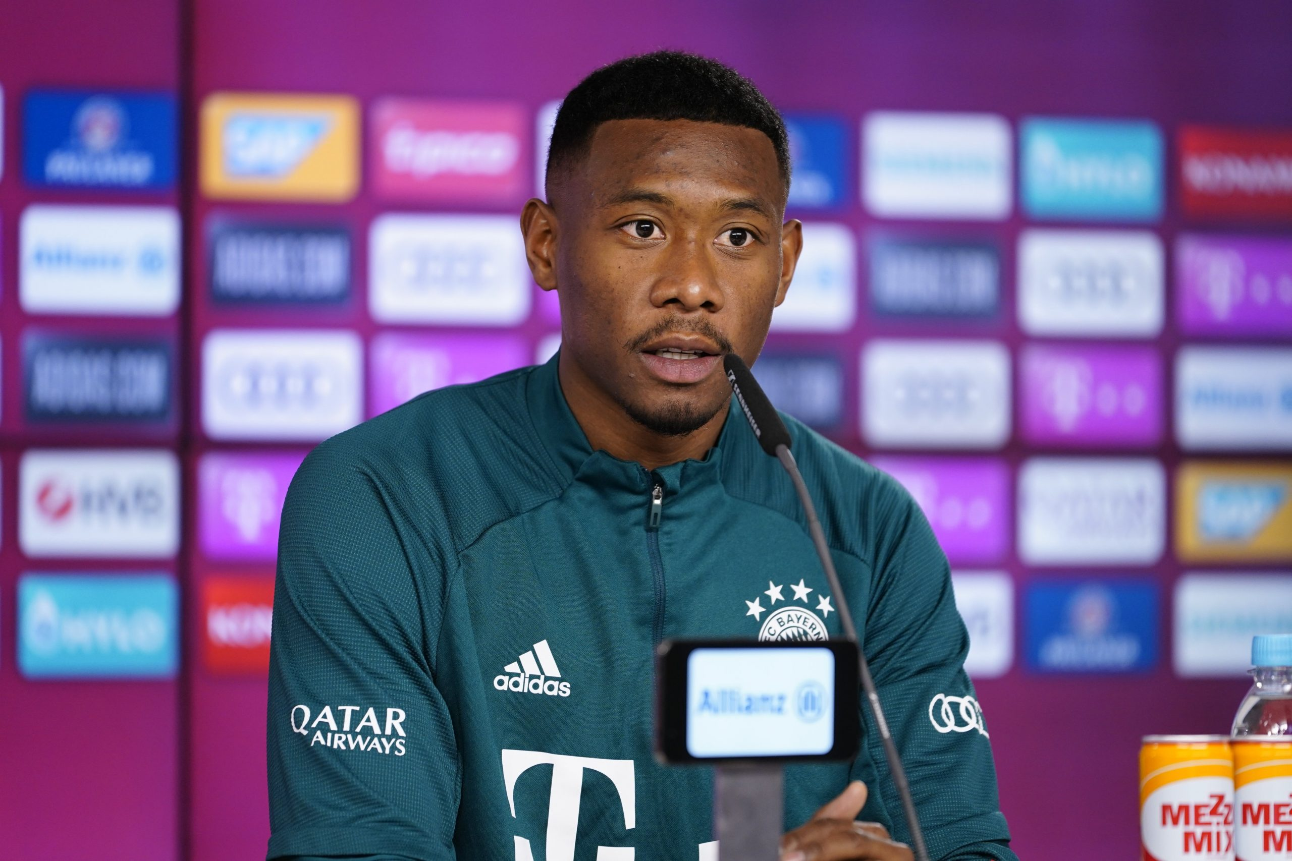 Official: Alaba Announces Bayern Munich Exit