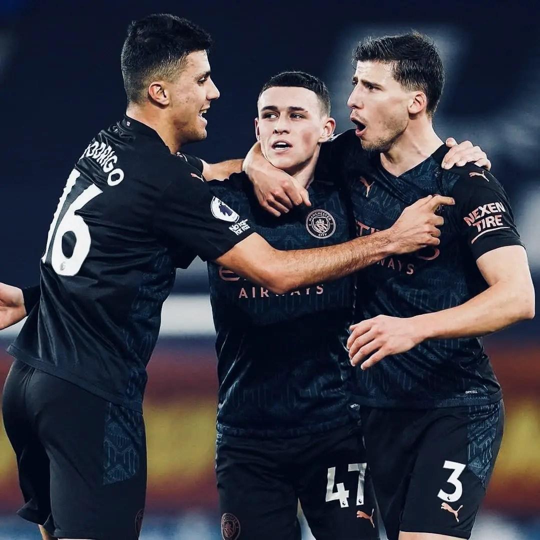 Man City Equal Man United's Champions League Record In Win Vs Monchengladbach