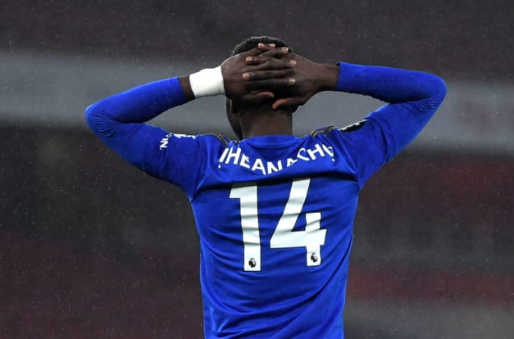 Pre-Season Friendly : Iheanacho Misses Penalty In Leicester's Defeat To Burton Albion