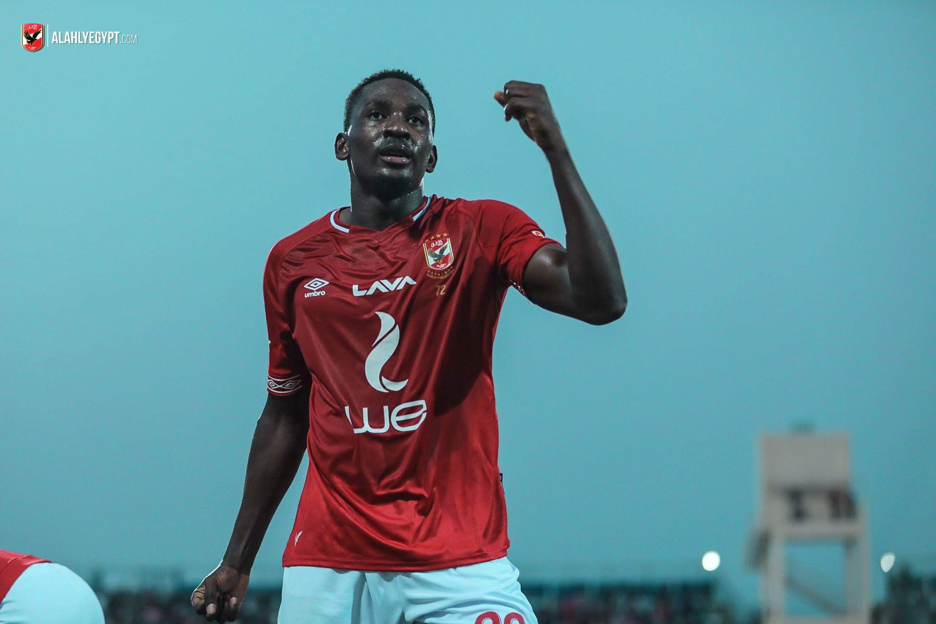 Junior Ajayi Named CAF Champions League Player Of The Week