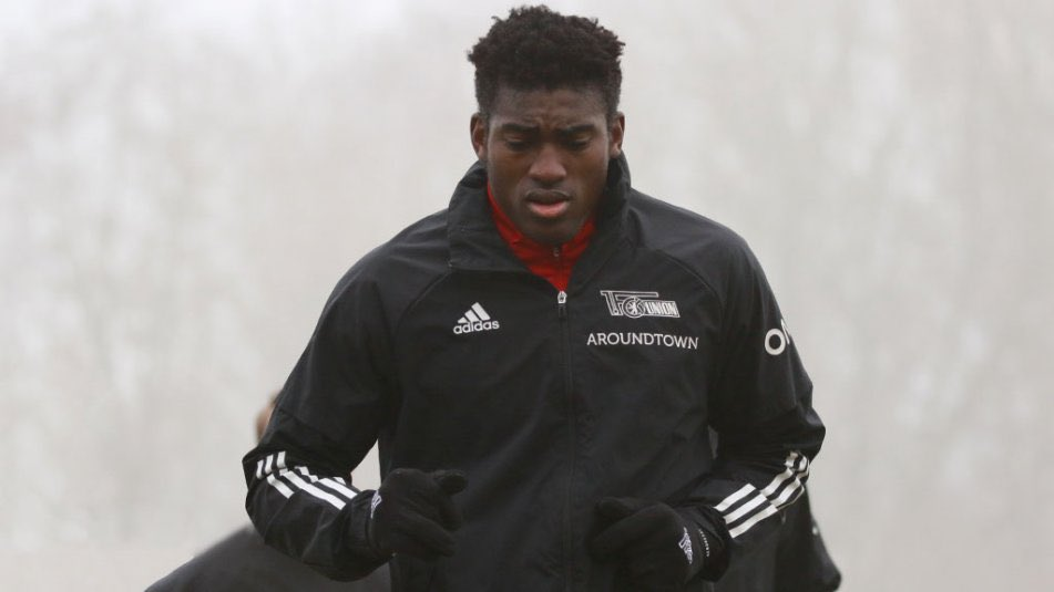 West Brom Open Talks With  Liverpool Over Awoniyi