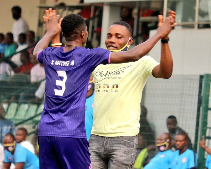 MFM Appoint Olalelan Gabriel Interim Head Coach