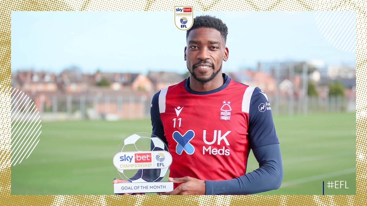 Ameobi Wins Championship Goal Of The Month Award