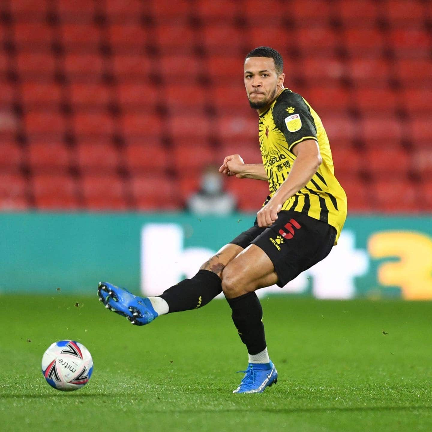 Troost-Ekong: Victory  Against Wycombe Wanderers  Important For Watford