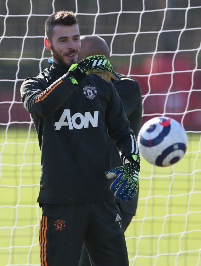 Manchester United Ready To Sell De Gea