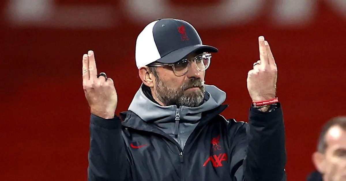 Liverpool's Top Four Premier League Ambition Almost Over – Klopp