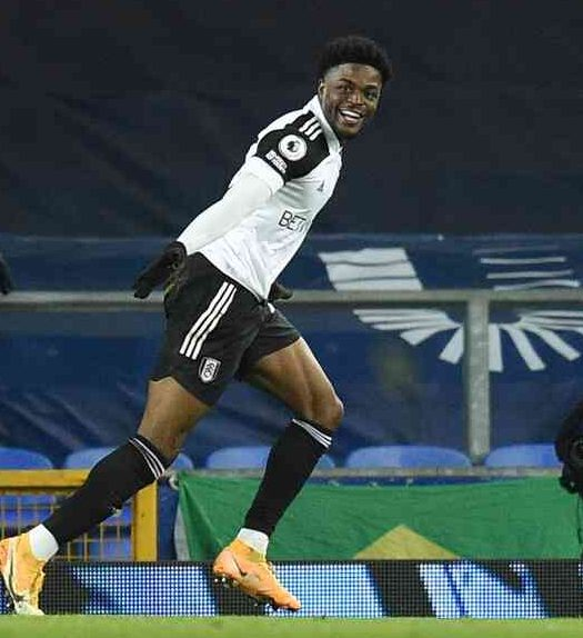Keep Your Head Cool – Akpoborie Tells Maja After Brace Against Everton
